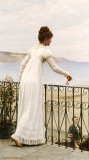 A Favour by Edmund Blair Leighton