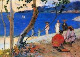 Martinique Island by Paul Gauguin