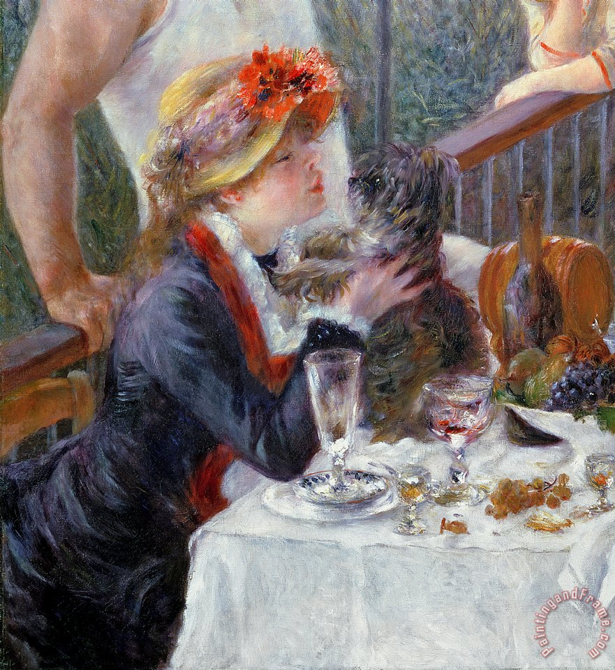 Pierre Auguste Renoir The Luncheon